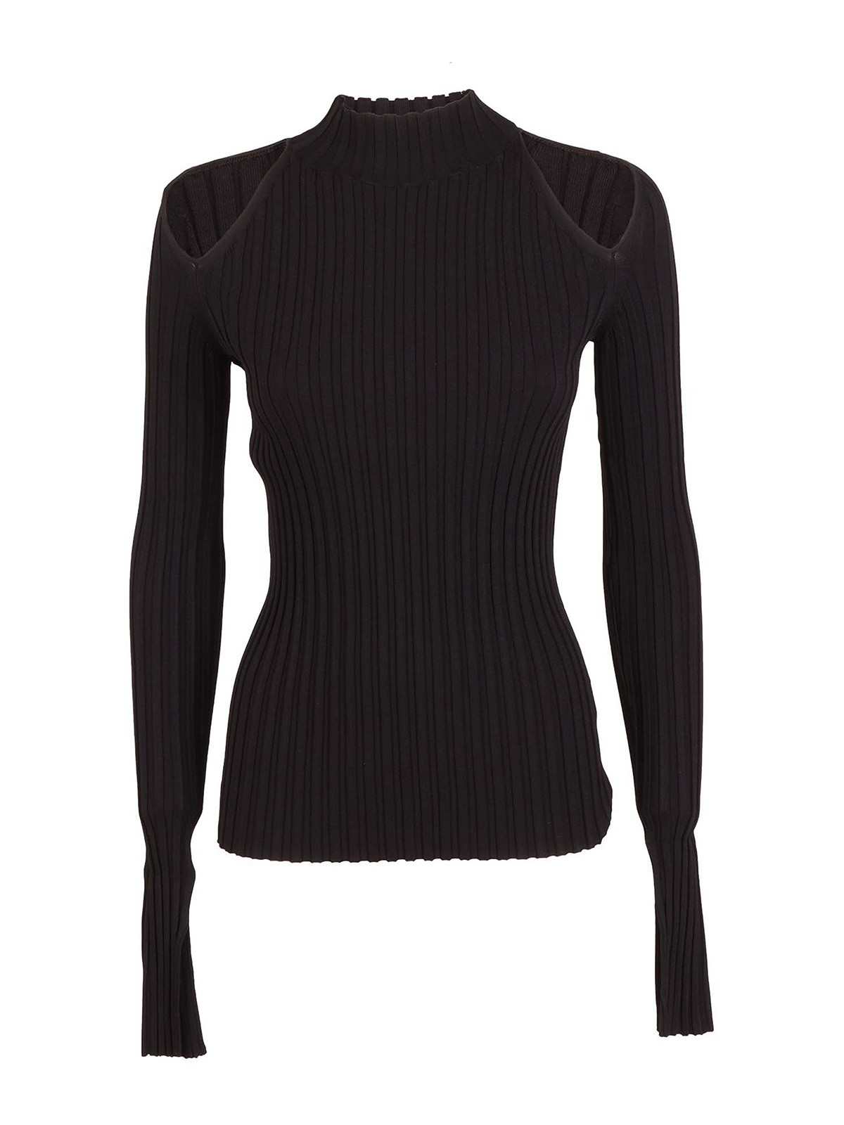Helmut Lang CUT OUT TURTLENECK