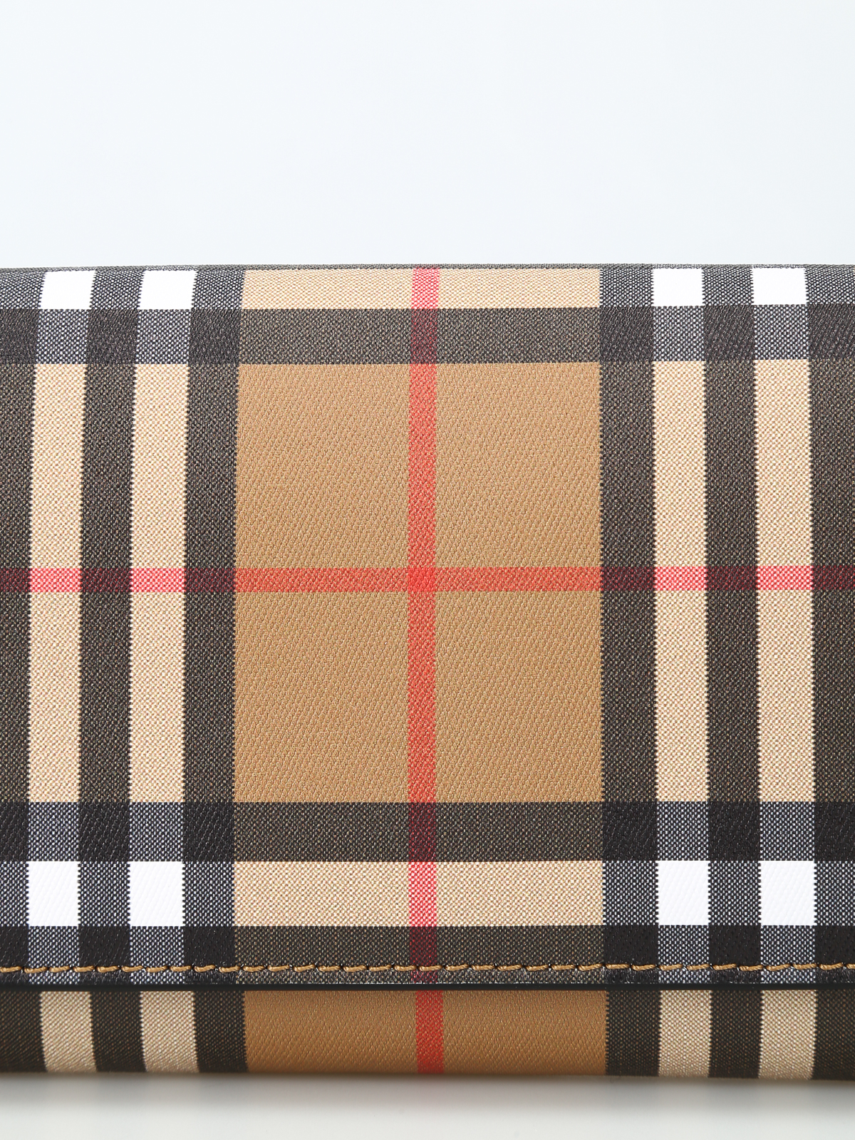 2dbf4e32fa23 Burberry - Henley Vintage check wallet with strap - wallets   purses ...