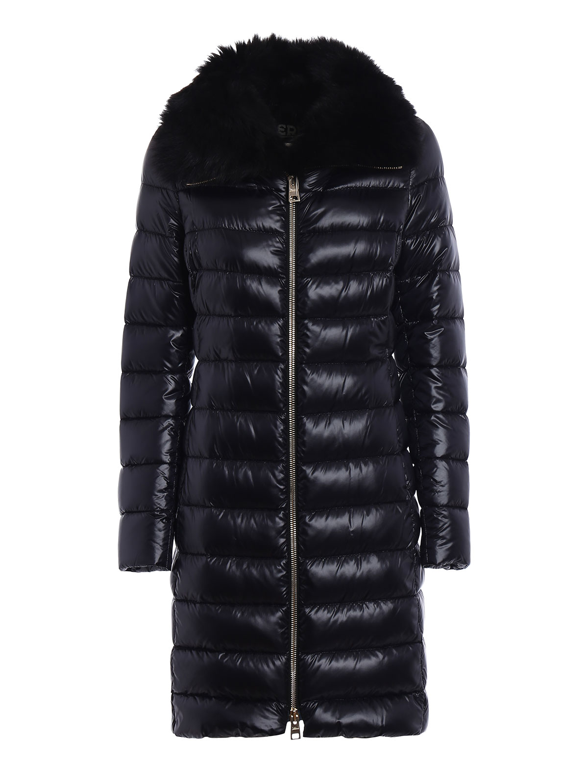 Maternity black luxe padded coat Save. Was £ Now £ Star by Julien Macdonald Black faux fur belted padded coat Save. Was £ Now £ Maine New England Plum duck down puffer coat Save. Was £ Now £ Dorothy Perkins Burgundy longline pack puffer jacket.