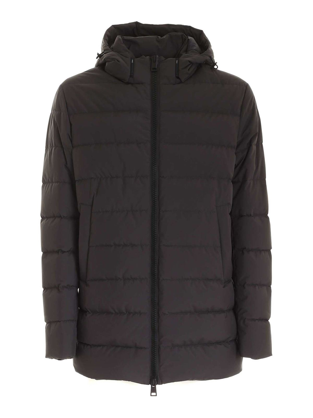 Herno Downs GORE-TEX INFINIUM ™ DOWN JACKET IN ANTHRACITE