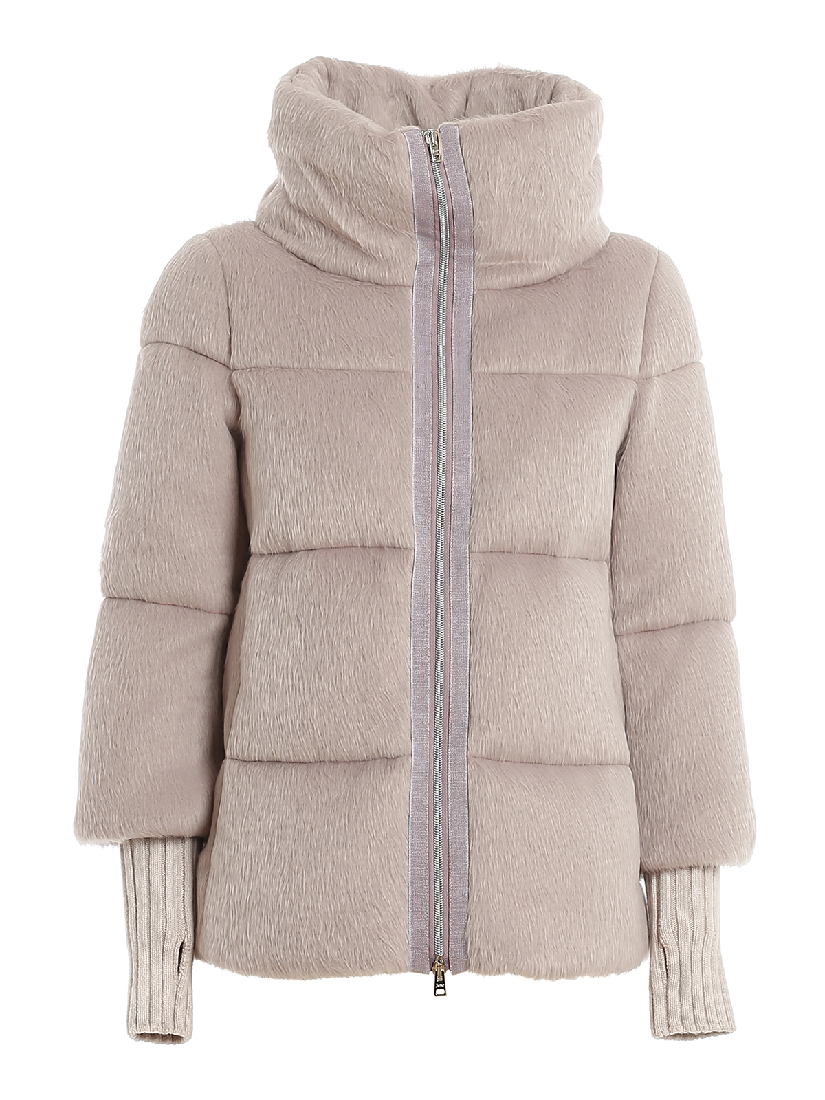 Herno FUNNEL NECK COAT