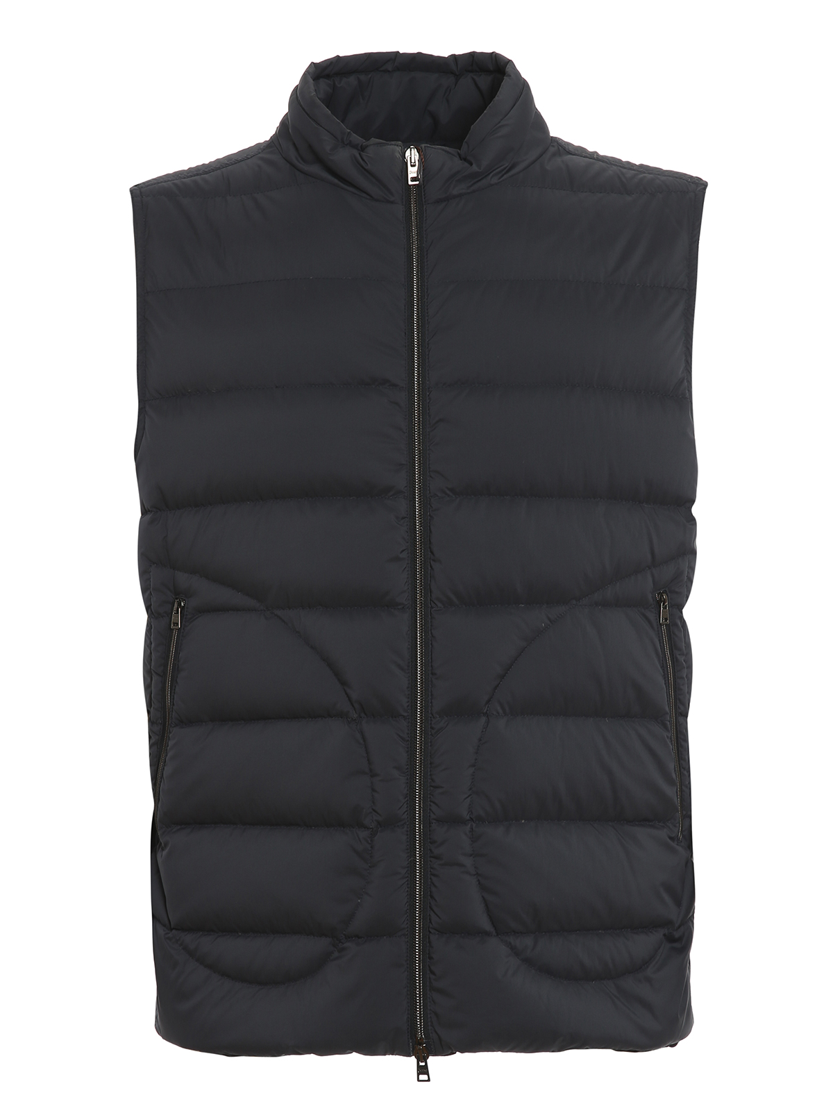 Herno Vests QUILTED NYLON PADDED GILET