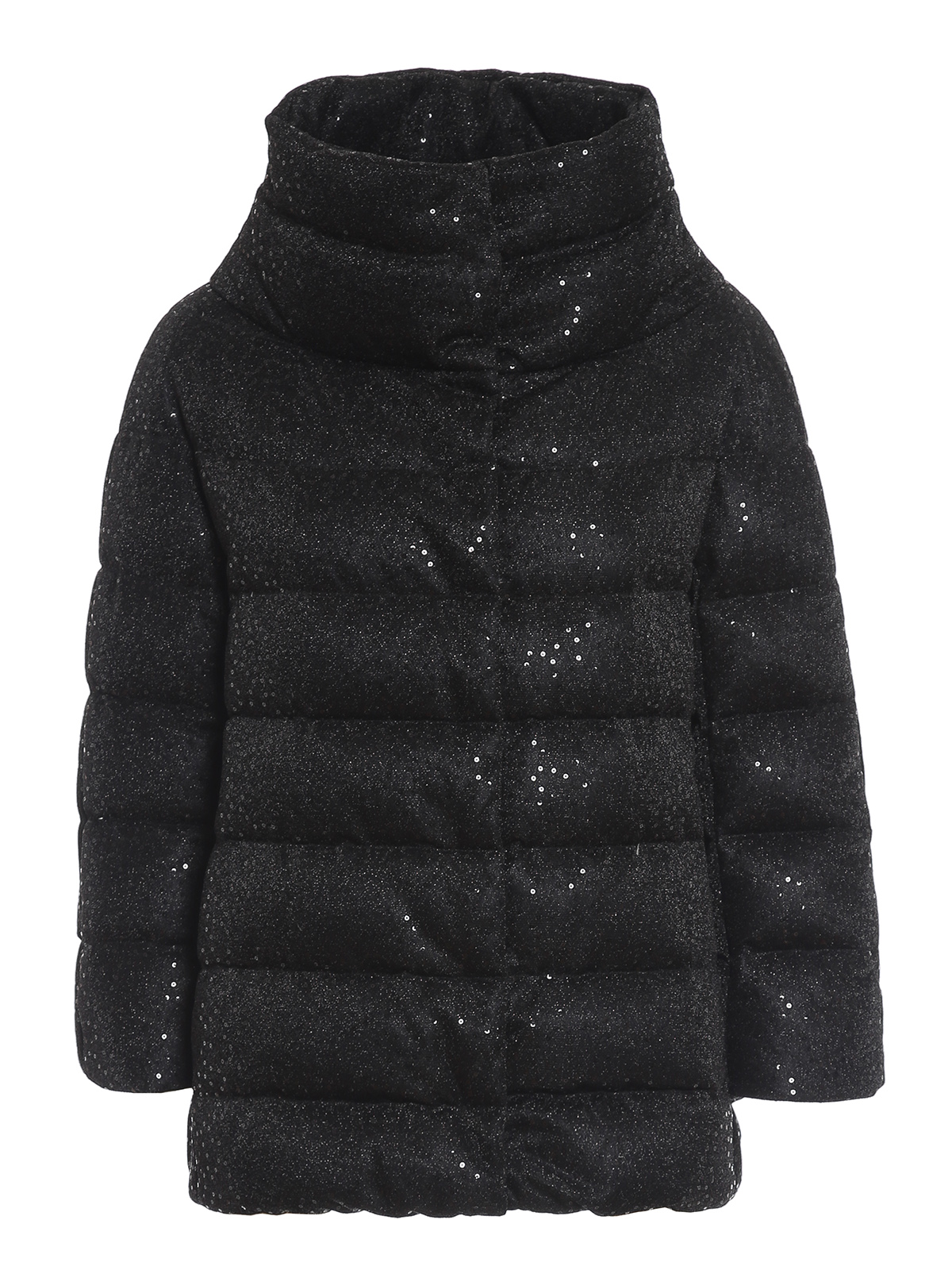 Herno SEQUINED PUFFER JACKET
