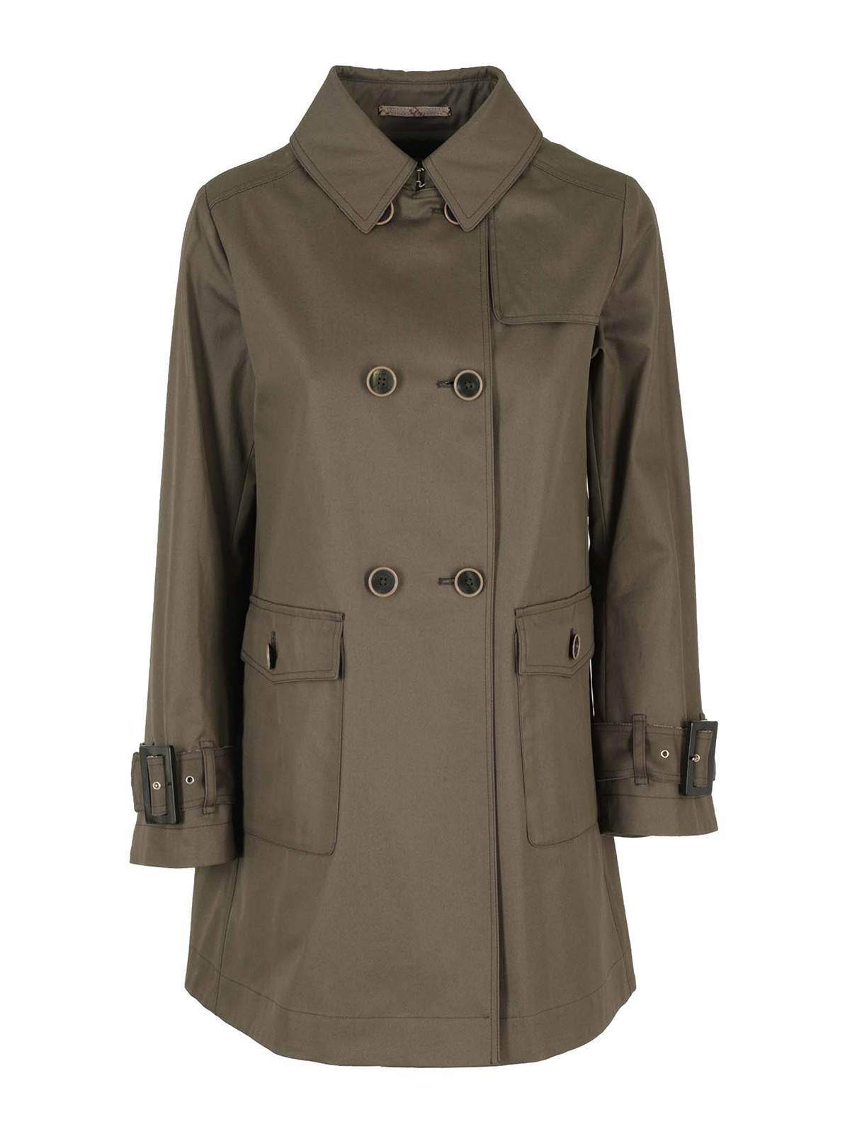 Herno Cottons DELON TRENCH COAT