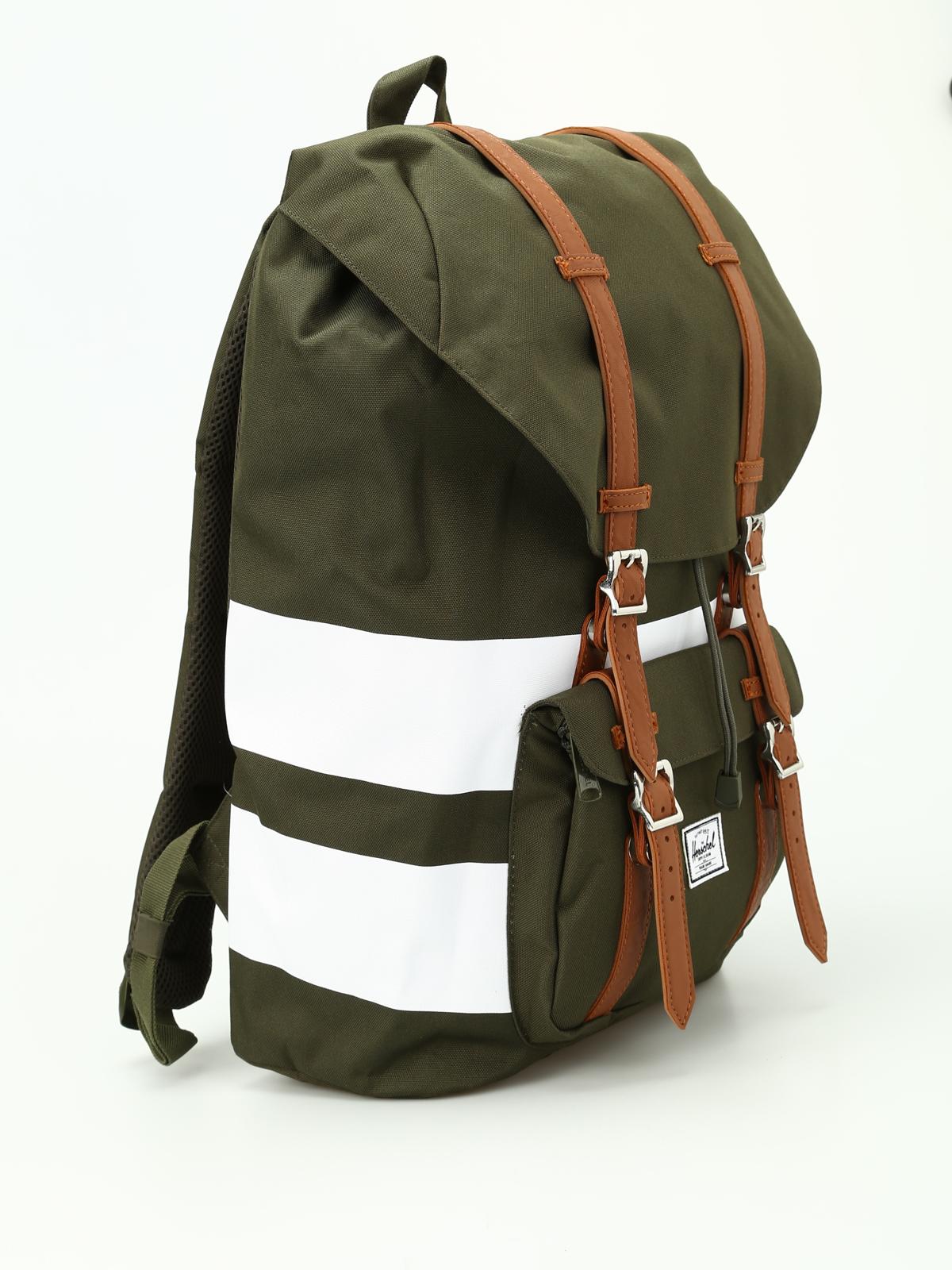 little america backpack by herschel backpacks ikrix. Black Bedroom Furniture Sets. Home Design Ideas