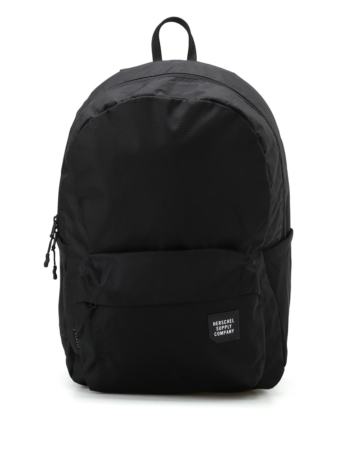 Rundle black waterproof backpack by Herschel - backpacks | iKRIX