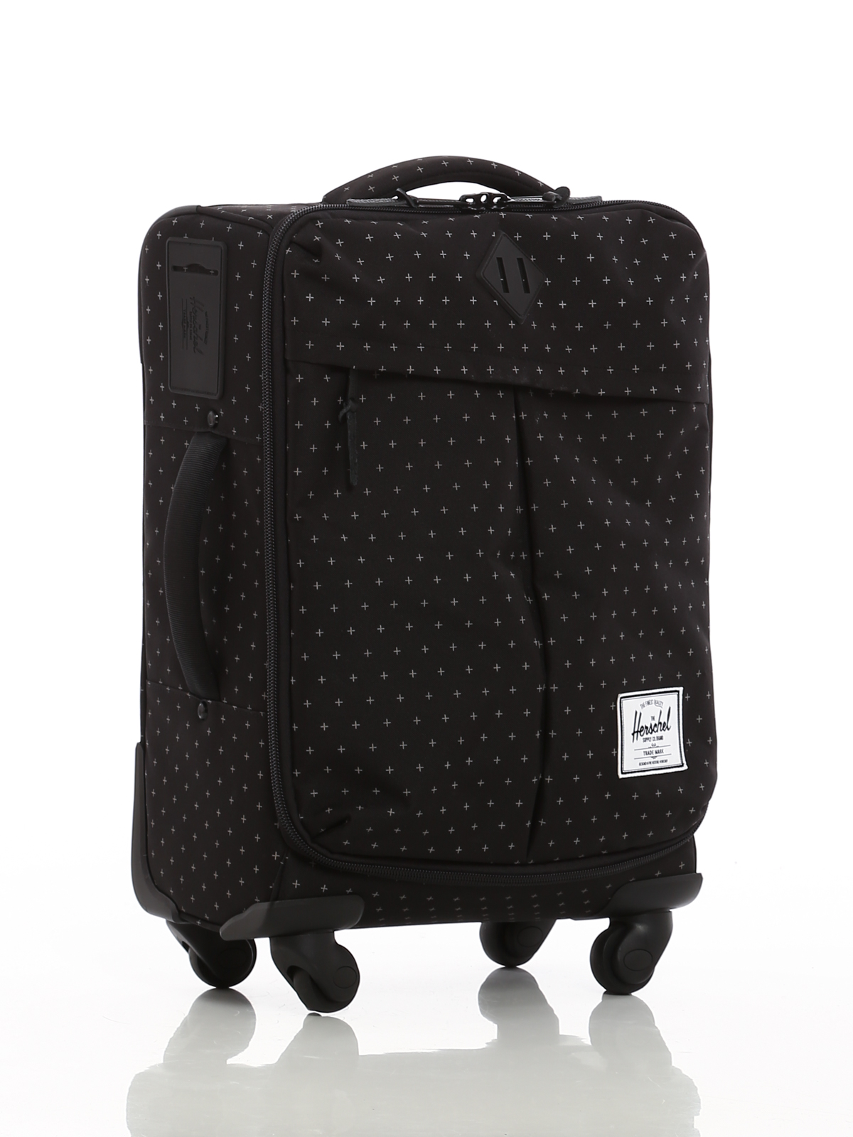 ee991a27a7c7 Herschel - Highland patterned carry-on - Luggage & Travel bags ...