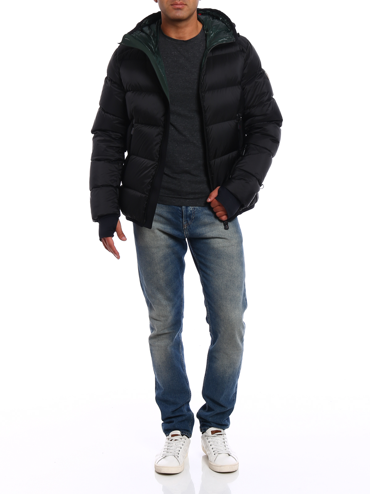 Hintertux technical down jacket shop online: MONCLER GRENOBLE