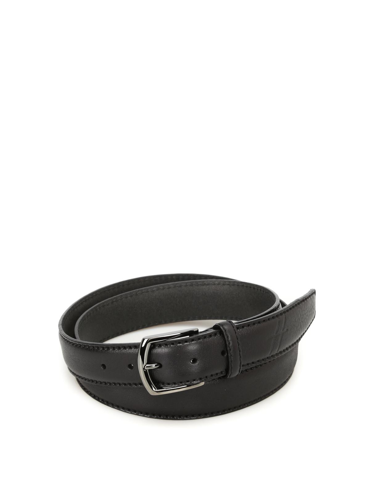 cintura hogan nera