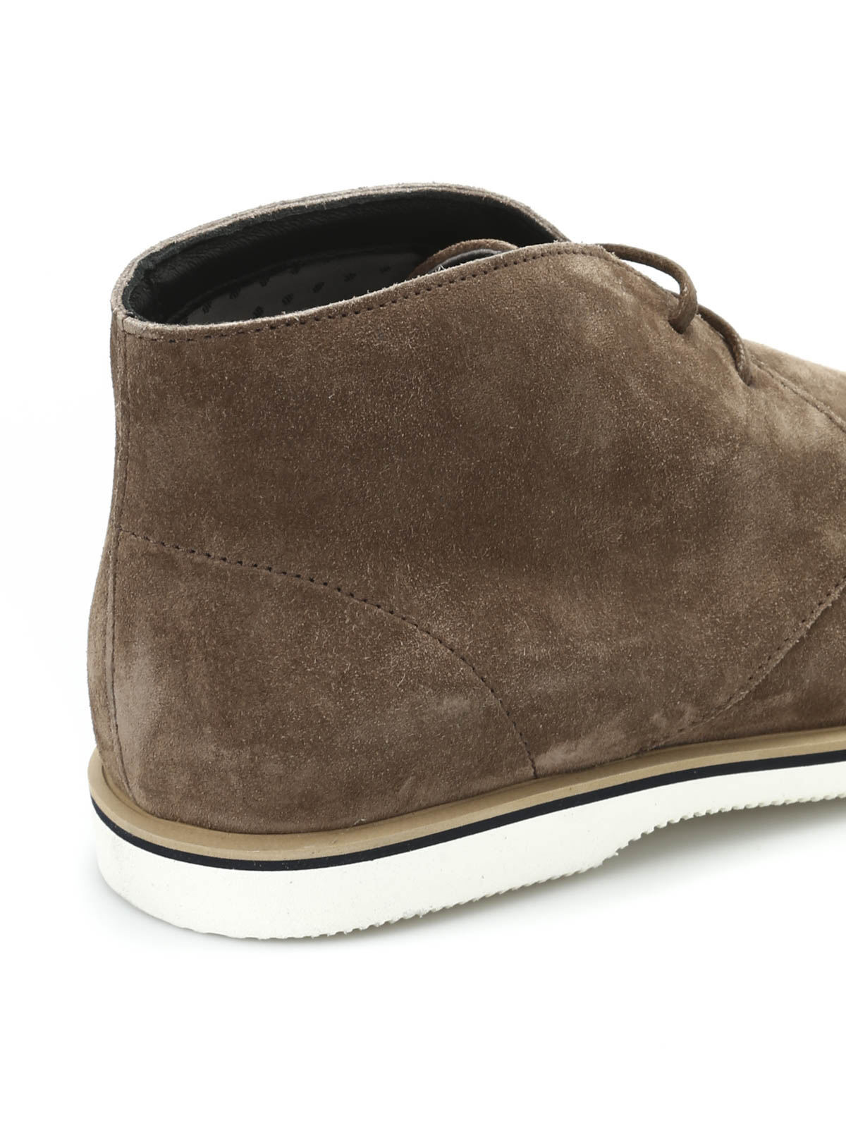 club h262 suede ankle boots by ankle boots ikrix