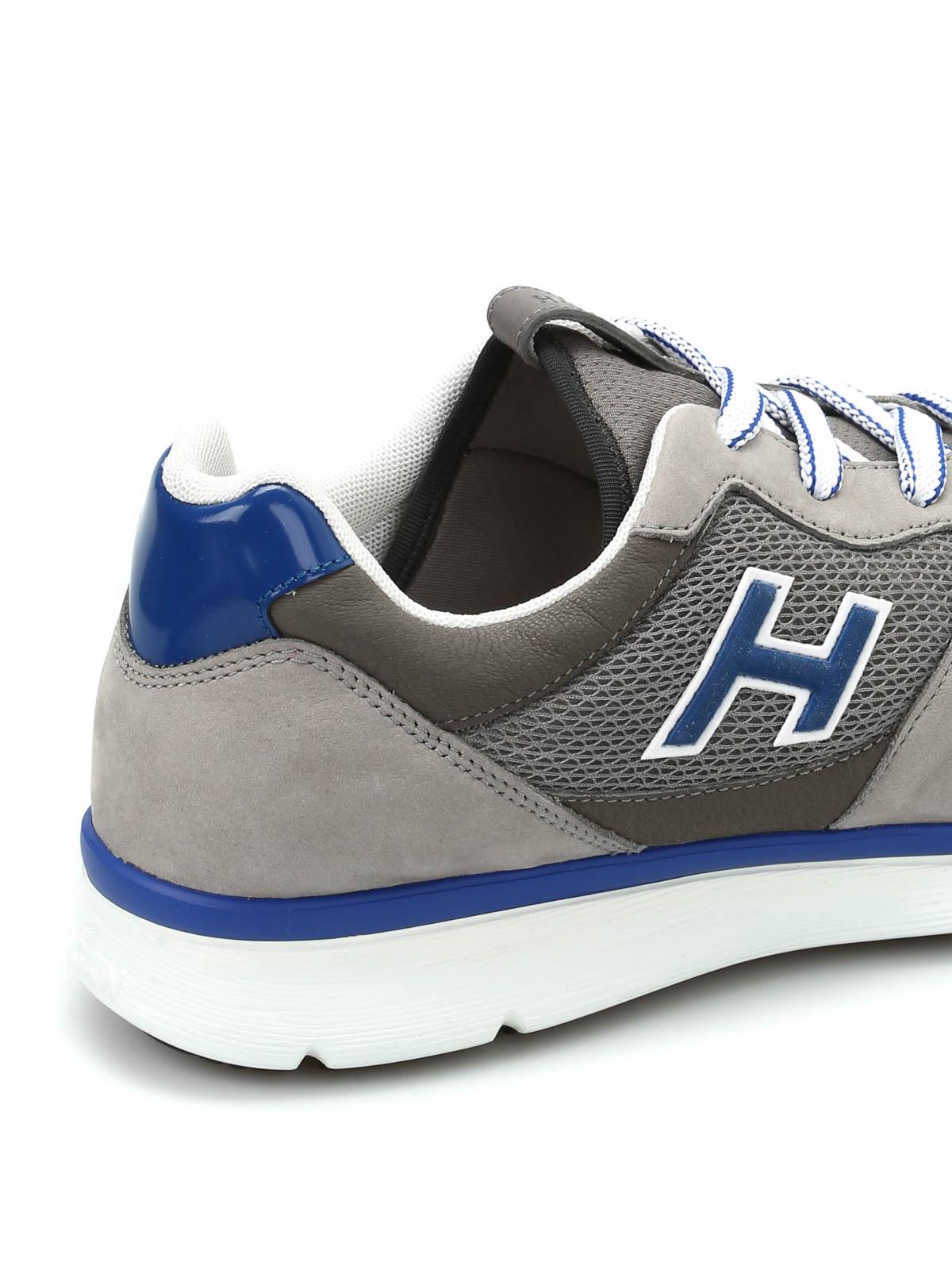 Hogan - H254 New H Flock sneakers - trainers - HXM2540U140CFQ678S