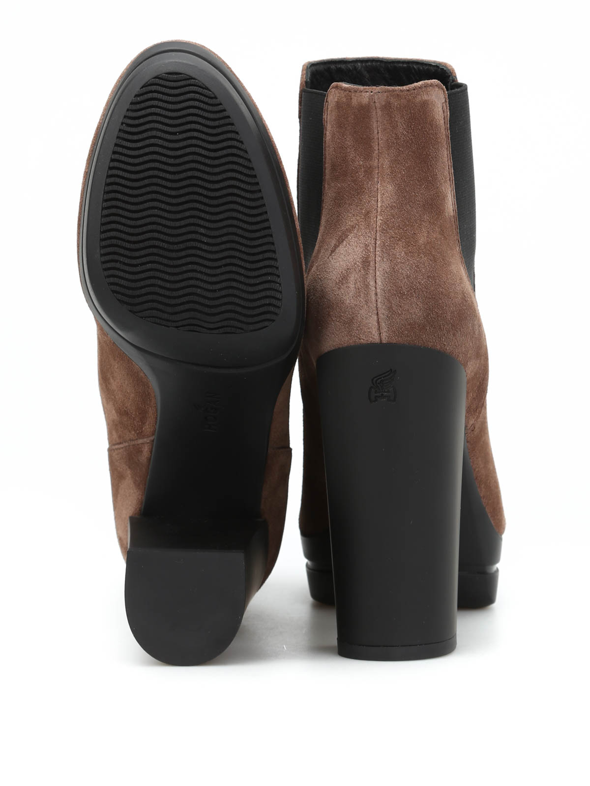 h299 suede ankle boots by ankle boots ikrix