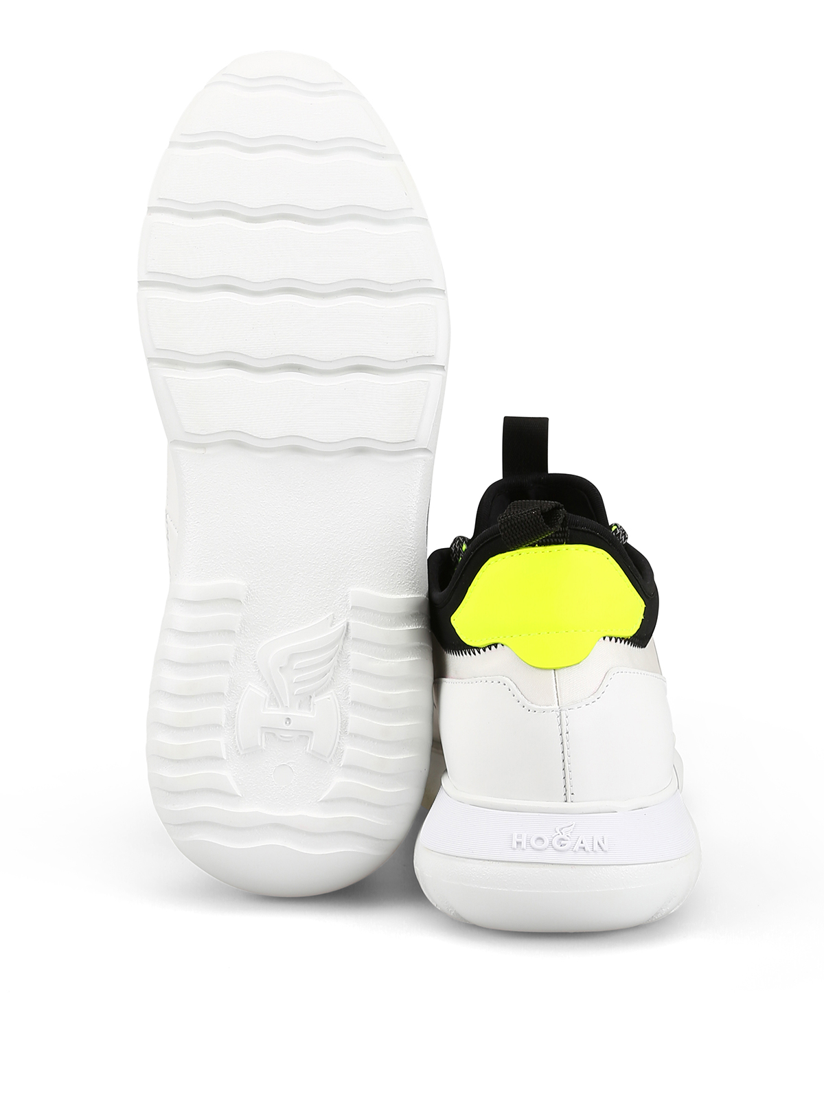 hogan sneaker interactive179 logomania sneakers