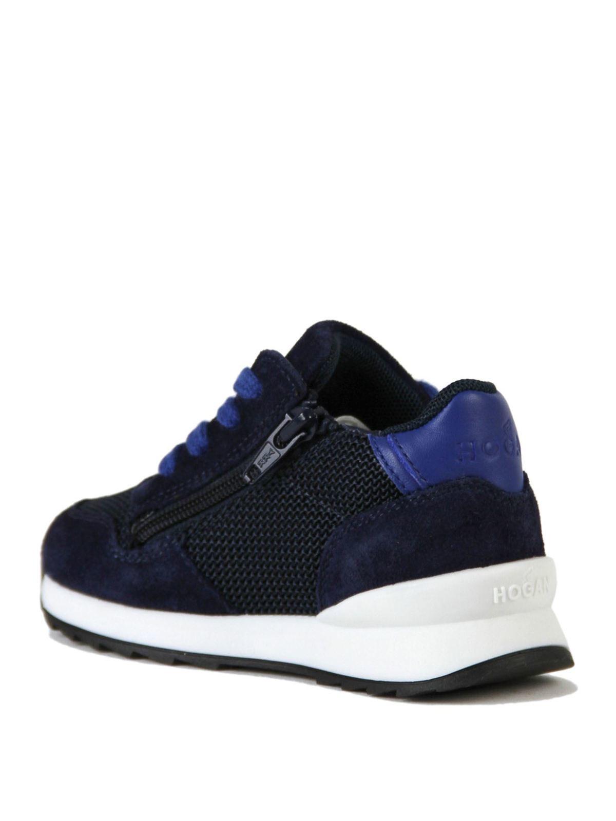 Sneakers Hogan Junior - Sneakers Running R261 Primi Passi blu ...