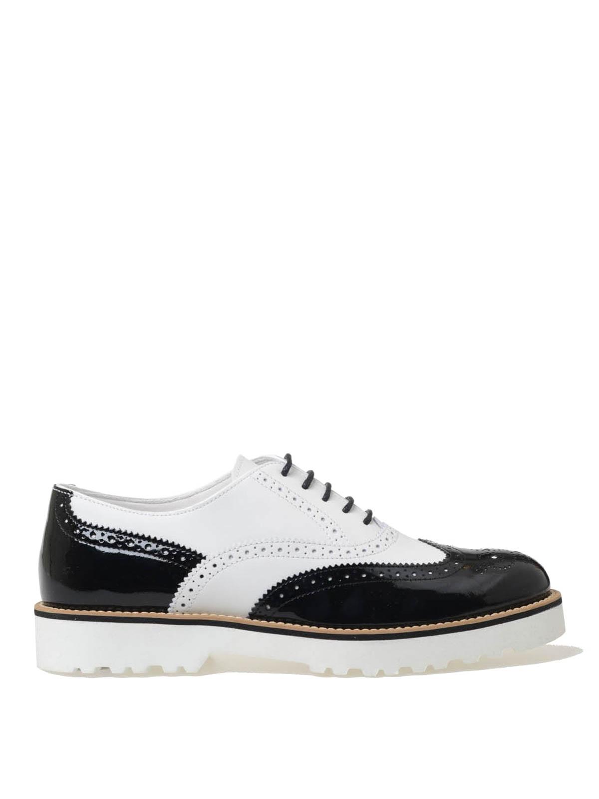 Hogan - Francesine H259 - scarpe stringate - HXW2590R3208EP0001