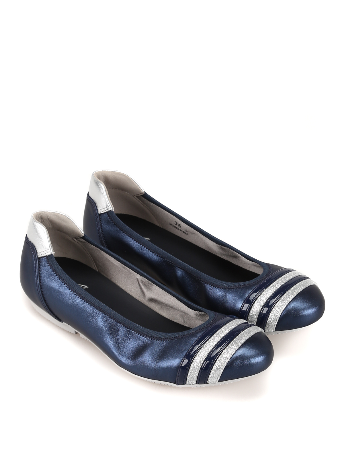 2hogan ballerine blu