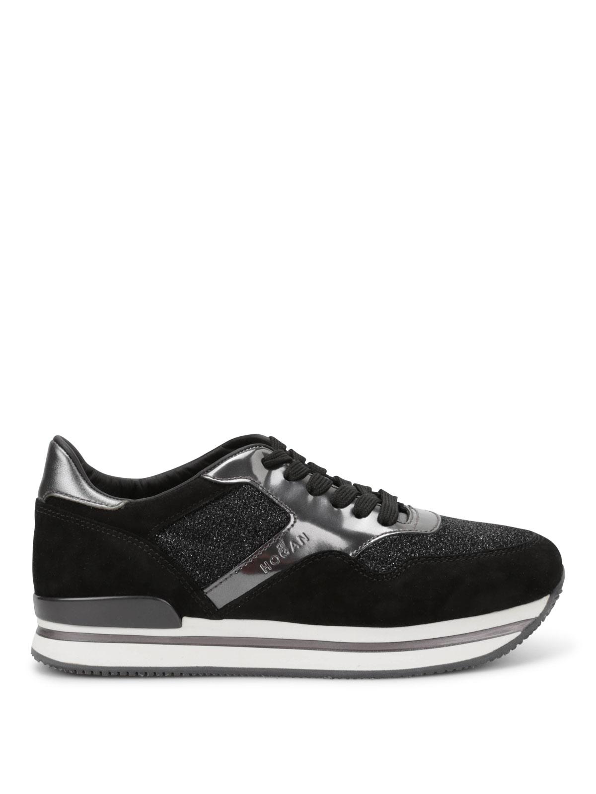 Trainers Hogan - H222 Sneaker - HXW2220N6259JU0K36 | Shop online ...