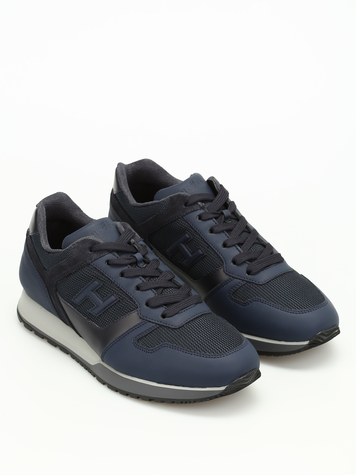 Trainers Hogan - H321 sneakers - HXM3210Y850HIF9AZC | Shop online ...