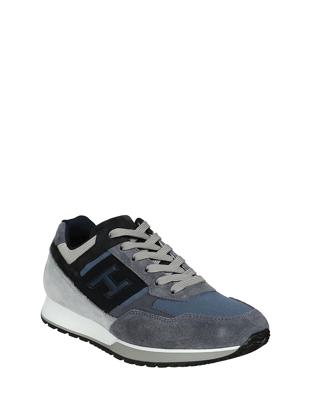 Hogan - Baskets - H321 - Chaussures de sport - HXM3210K790IJE973G 4429ea86a49f