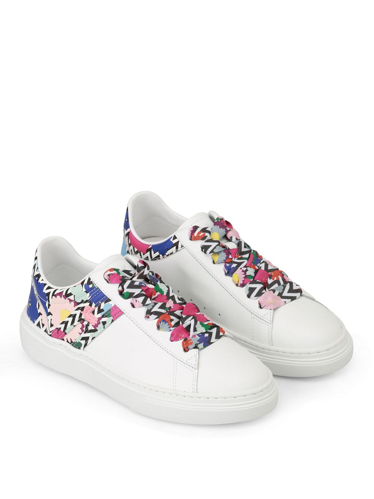 Hogan - H365 colourful details sneakers