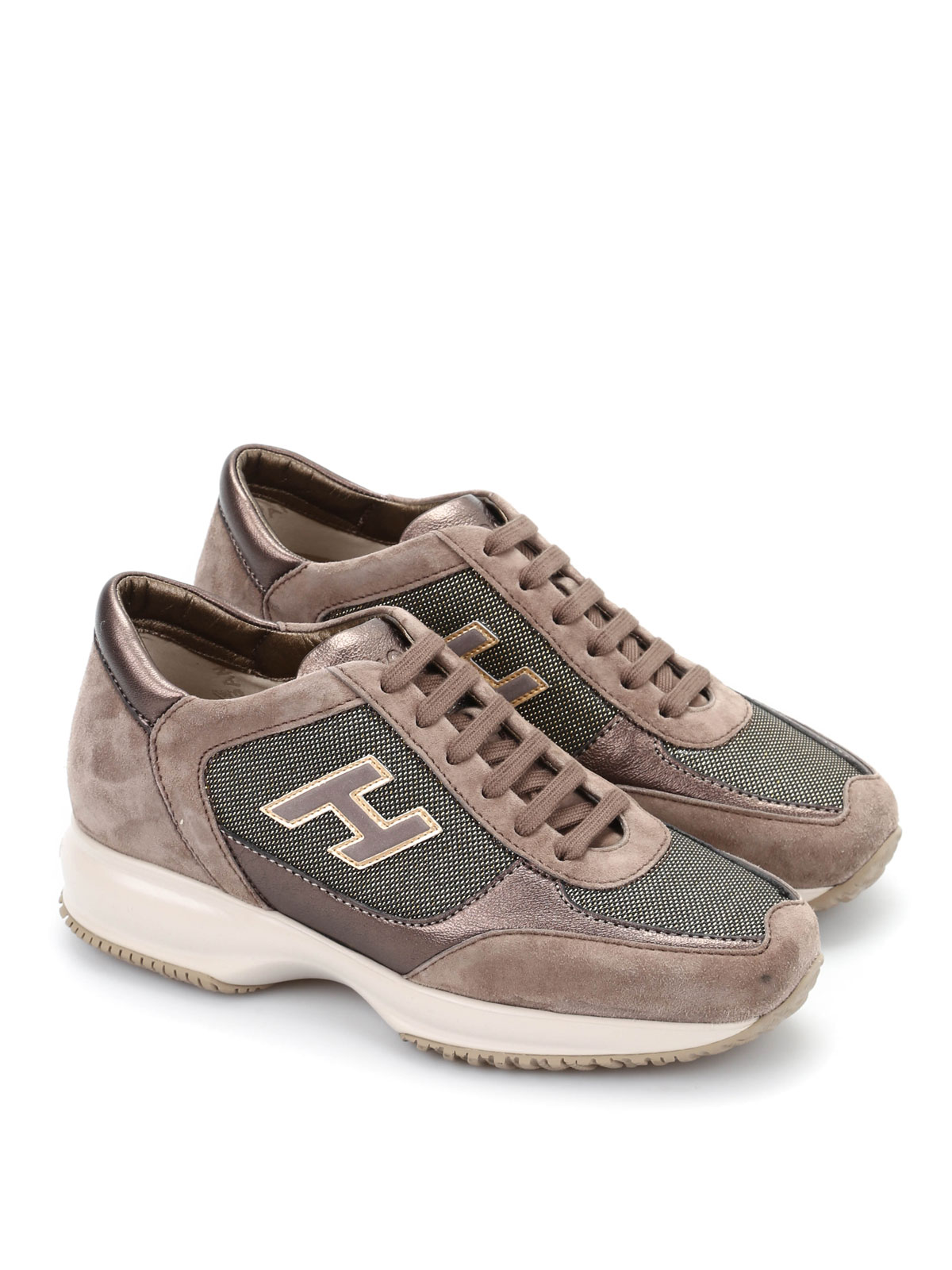 Trainers Hogan - Interactive H Flock small - HXW00N02582EGS93YV