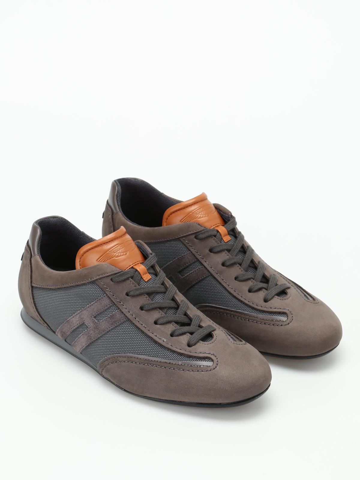 Hogan Olympia Aston Martin Sneakers Trainers H1m0570z910hms843n