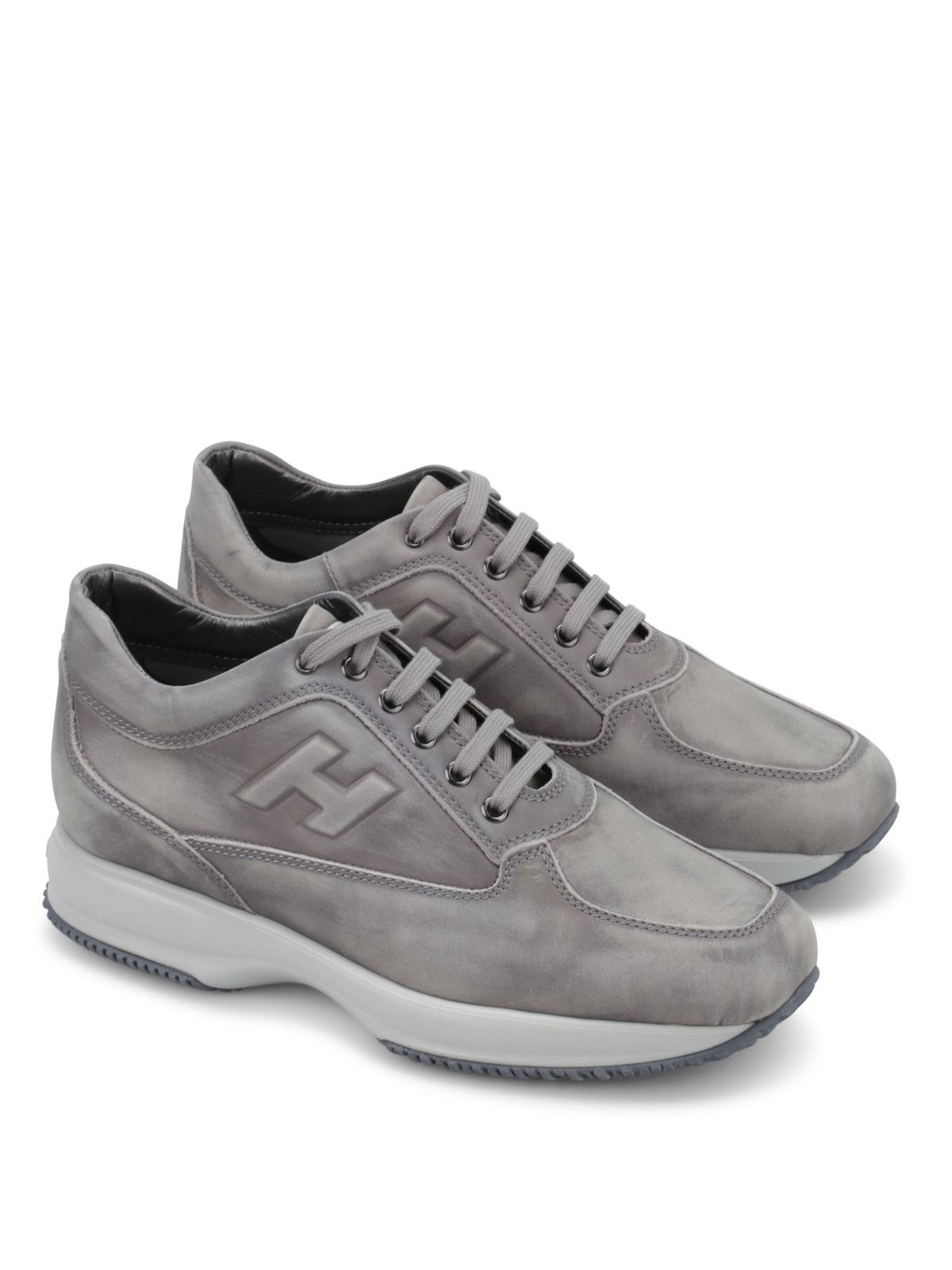Sneakers Hogan - Interactive H Rilievo Estiva - HXM00N09041LND9998