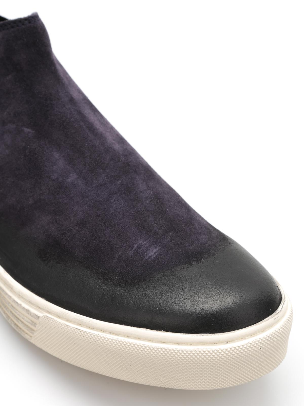 Hogan Rebel - Slip-on alte - sneakers - HXM2060S7601OT U810  59c1cc65bbc