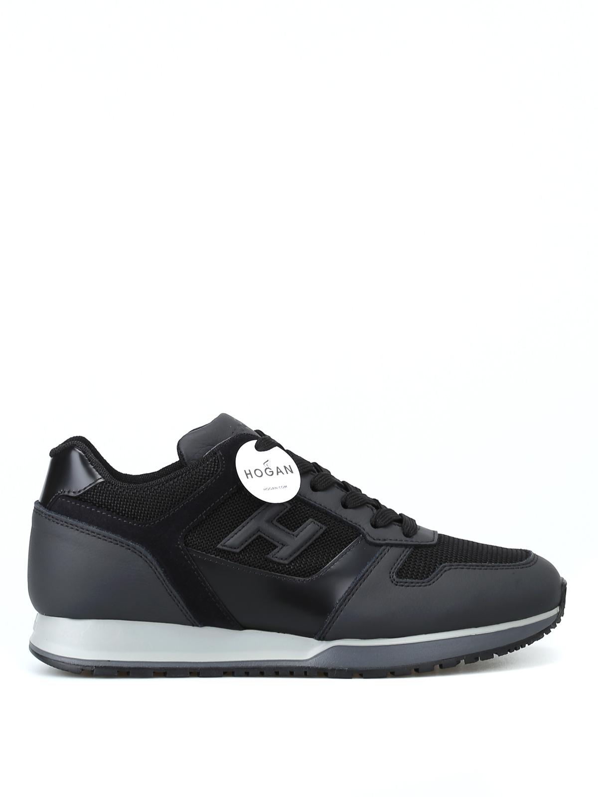 Sneakers Hogan - Sneaker nere H321 con H 3D - HXM3210Y850JBY246L