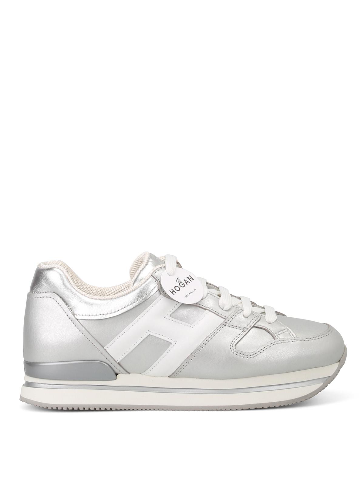 2hogan bianche argento