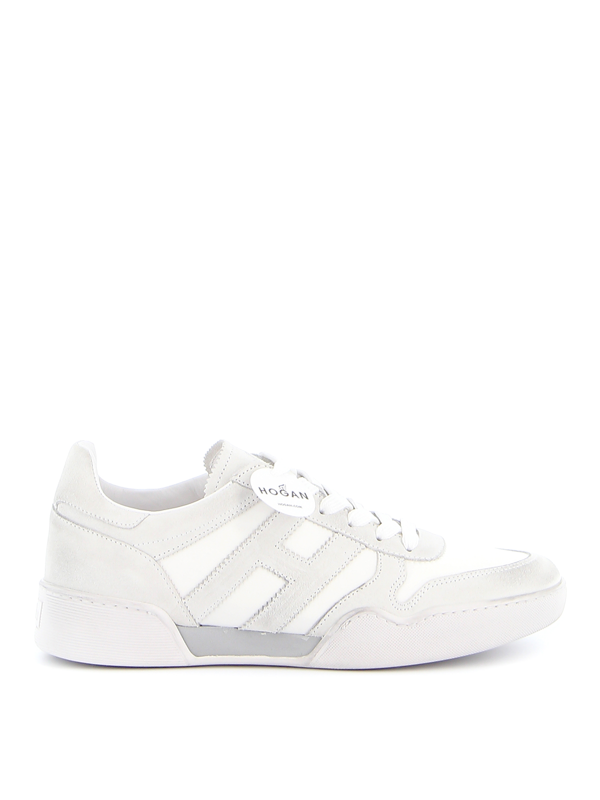 Trainers Hogan - H357 Retro Volley sneakers - HXW3570AC40NKBB001
