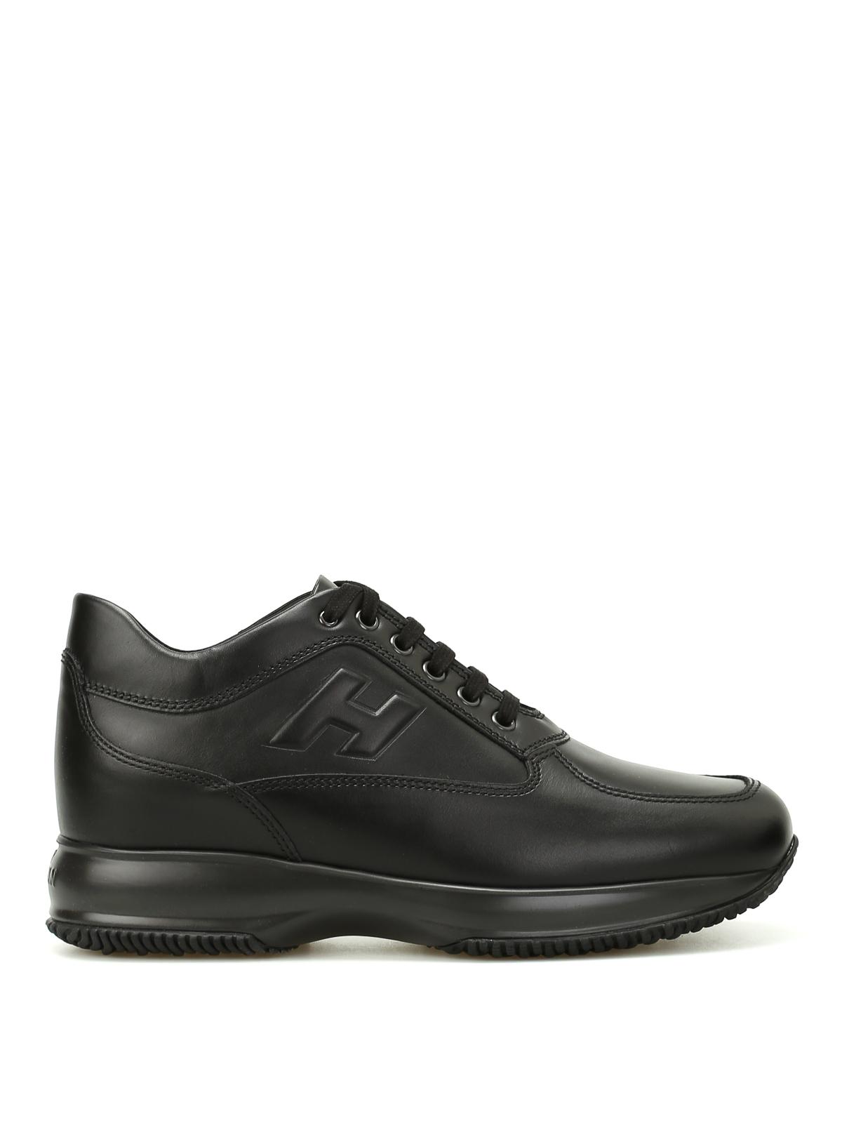 Hogan Leather trainers Xy204Nelo