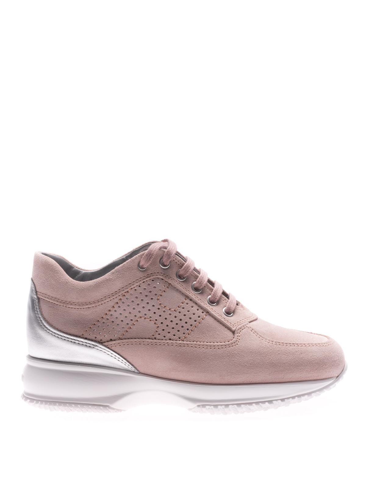 Pink Interactive sneakers Hogan w4HI4x