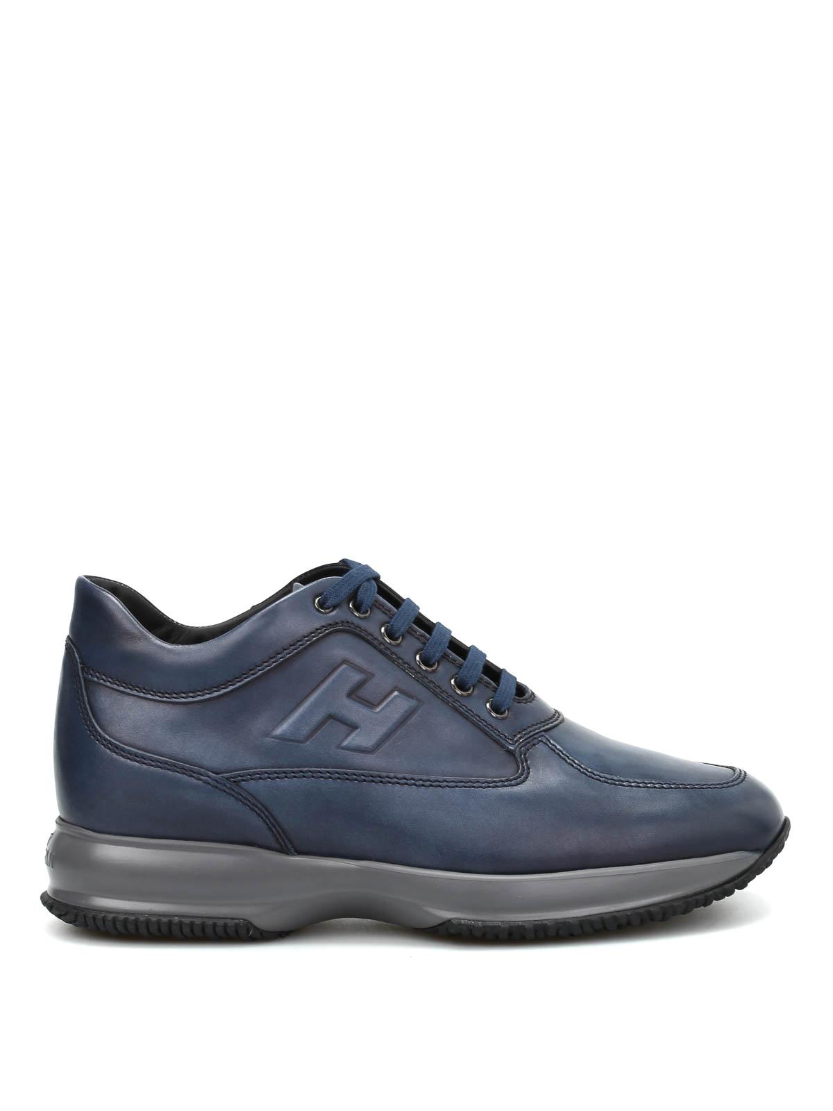 Hogan - Interactive H Rilievo sneakers - trainers - HXM00N090427X7U806