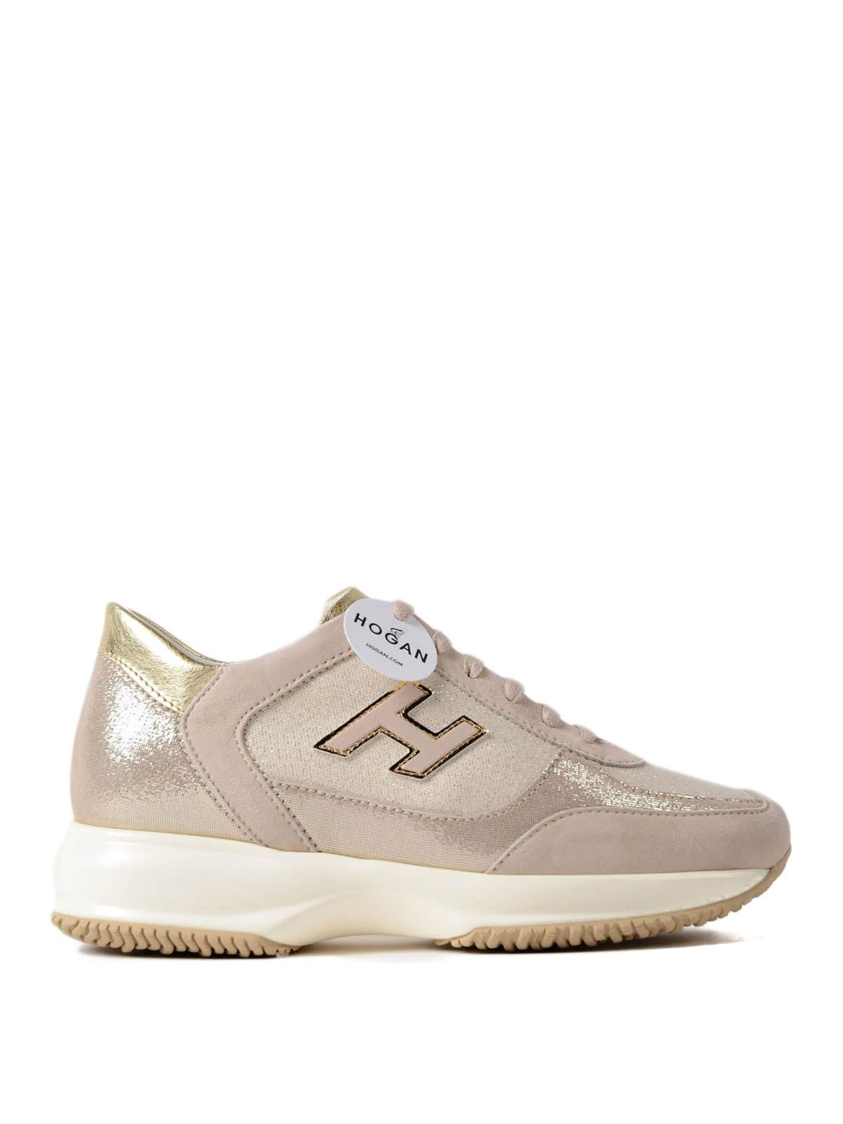 Hogan Chaussures De Sport Interactif - Nu Et Neutres Y8pOsD