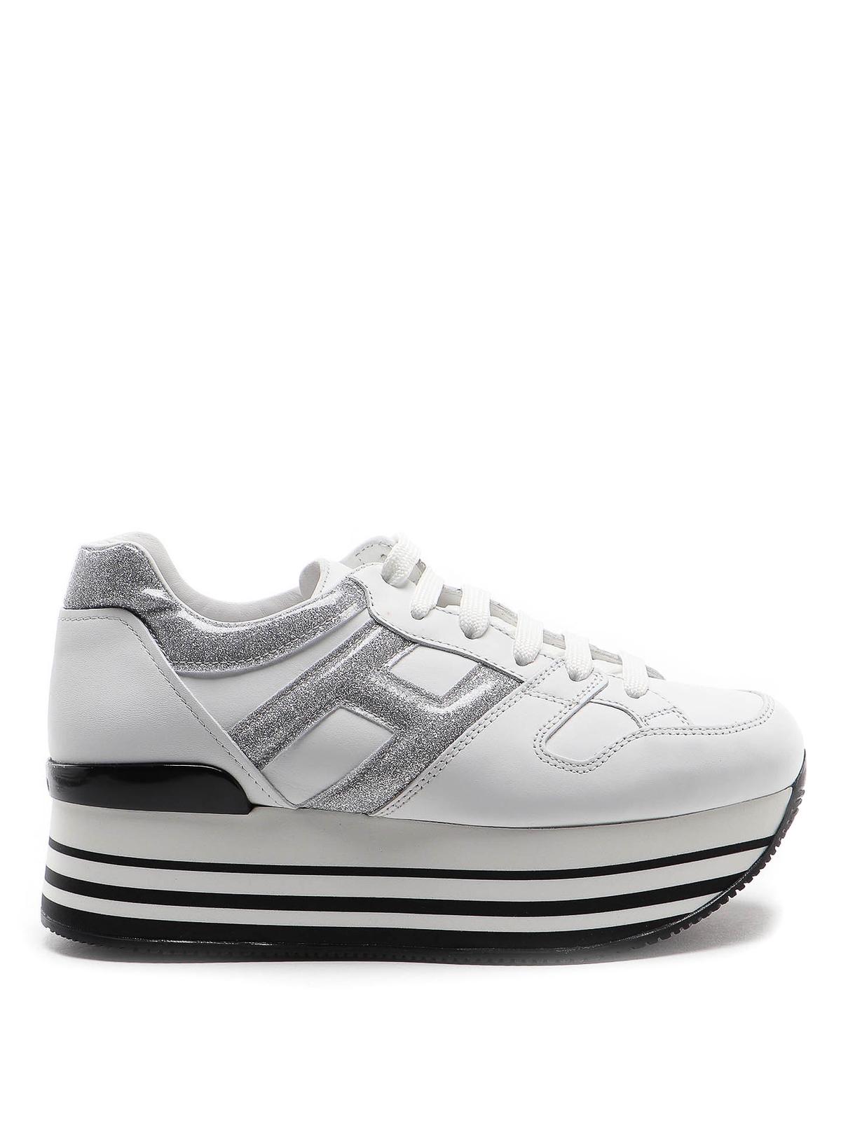 Hogan - Maxi H222 sneakers - trainers - HXW2830T548N1Q0351   iKRIX.com