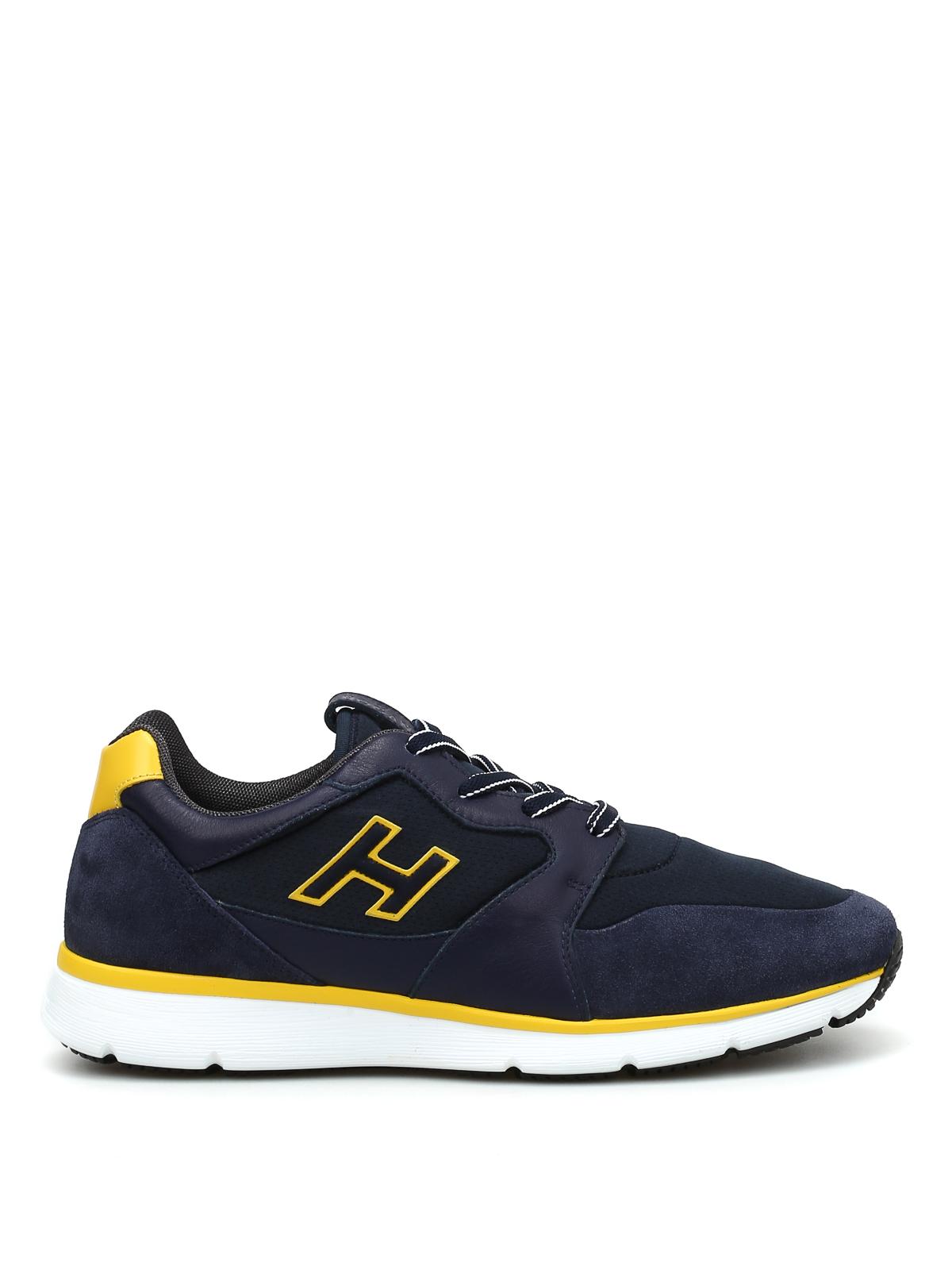 Hogan New Sneaker H Flock H254 اسپرت،اسنیکرز