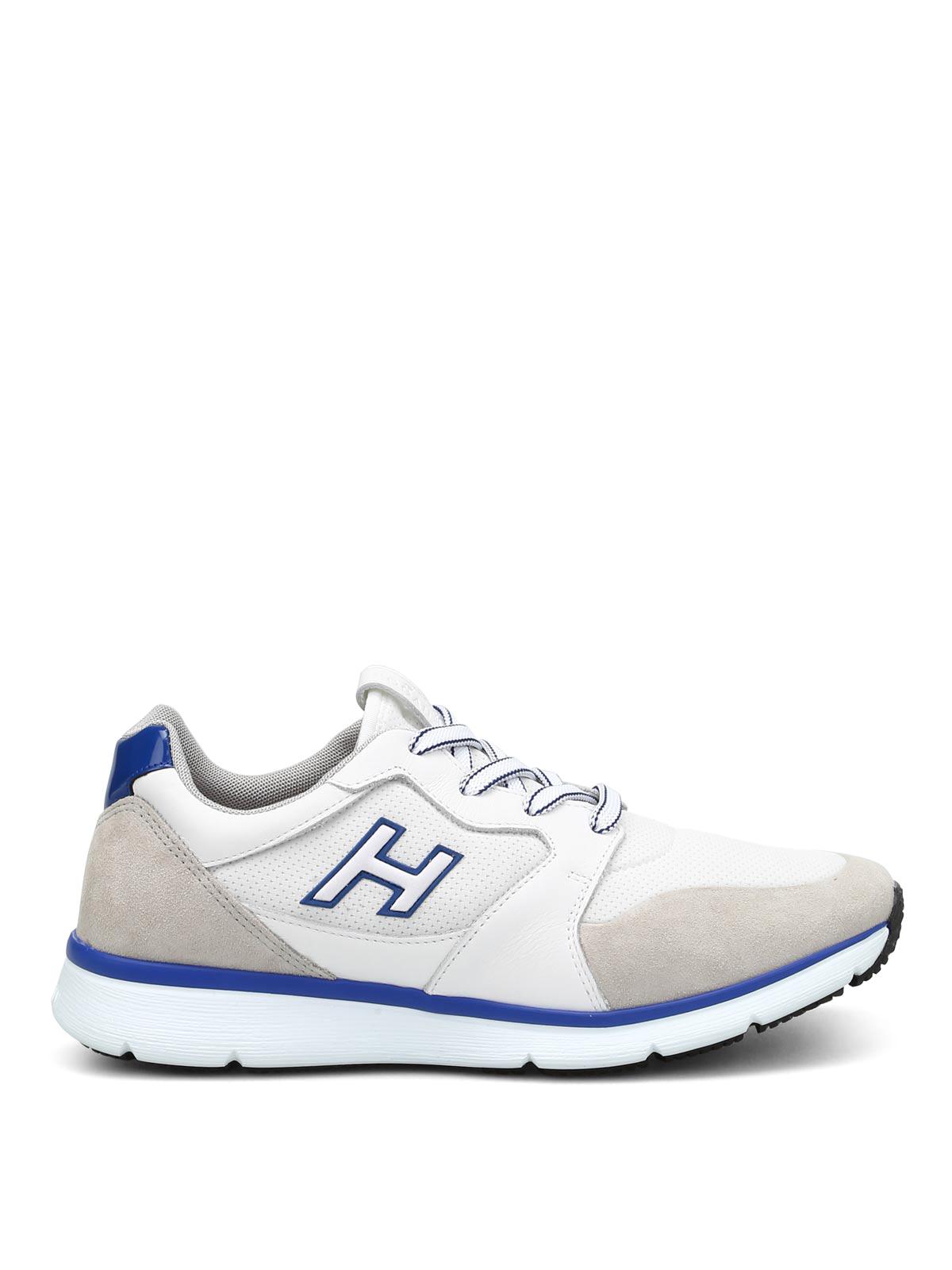 hogan sneaker h flock