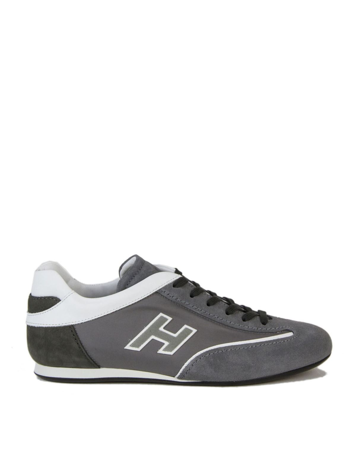 Trainers Hogan - Olympia sneakers in grey - HXM05201686P9V1RS0 ...