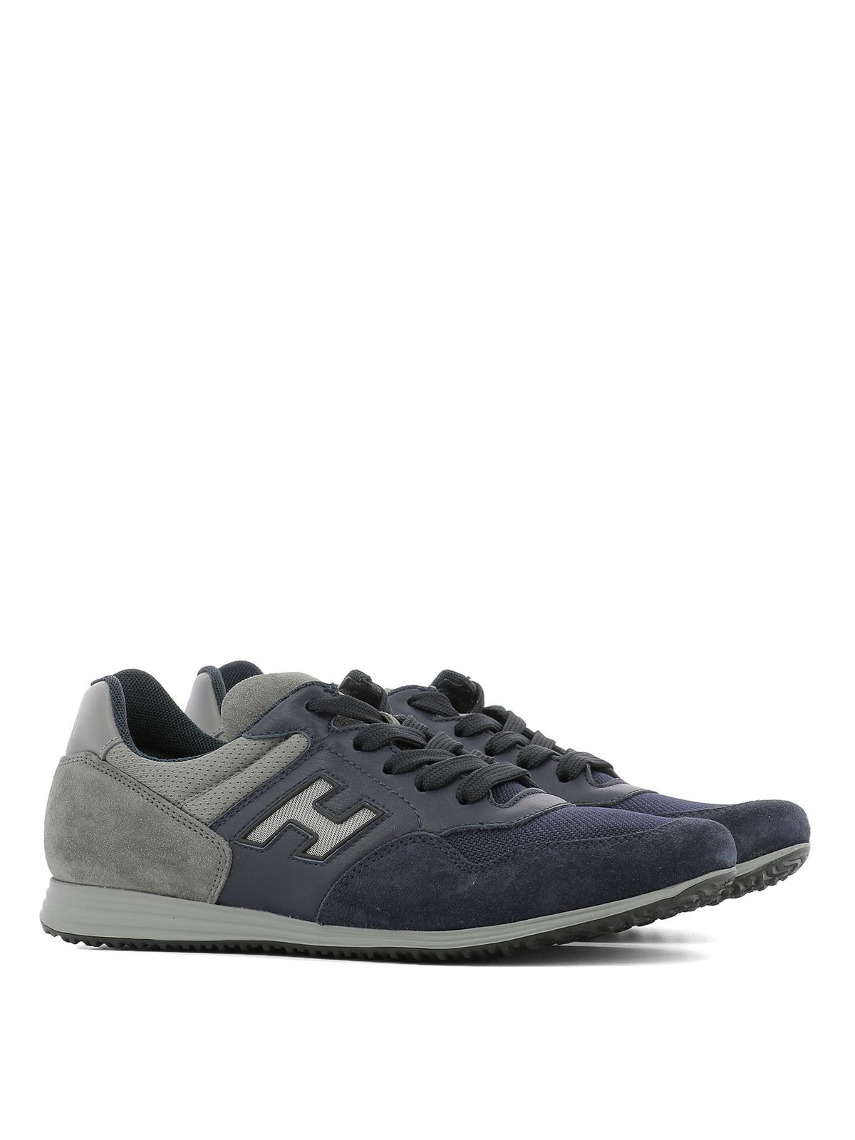 Olympia X - H205 sneakers - Blue Hogan 9PyJZxbeLs