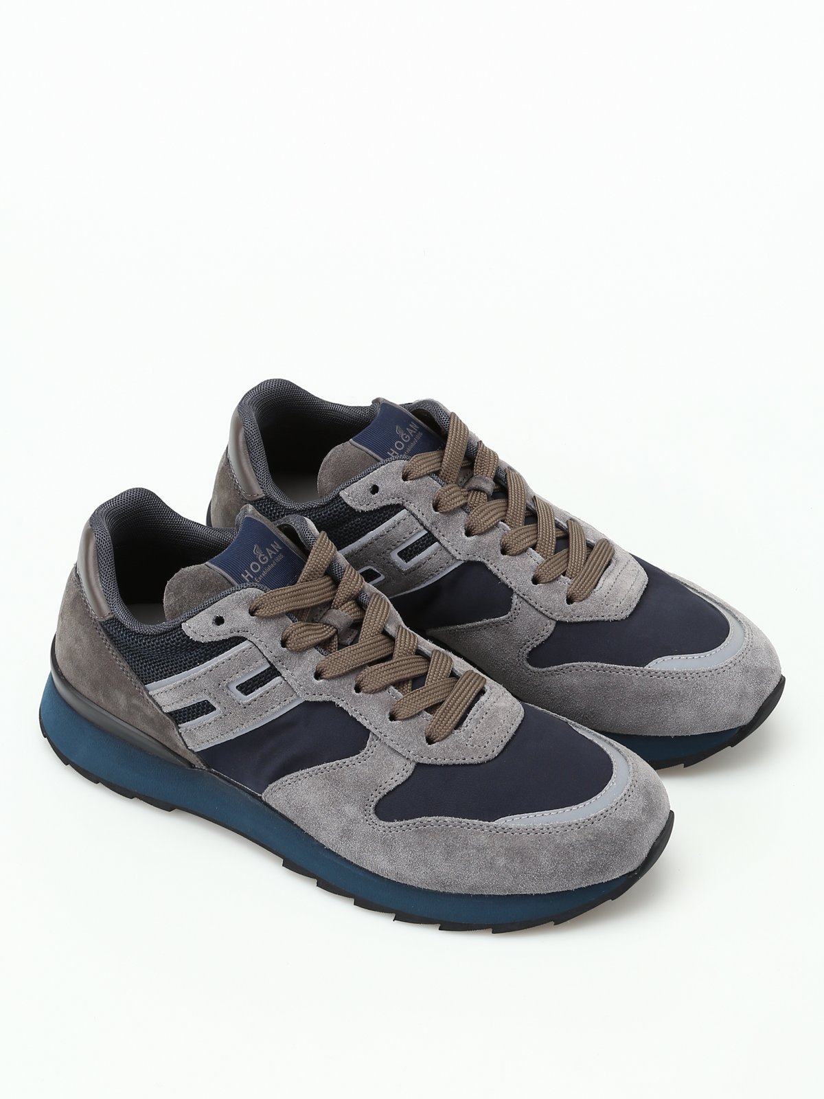 R261 Running sneakers - Grey Hogan XV0om0Nh