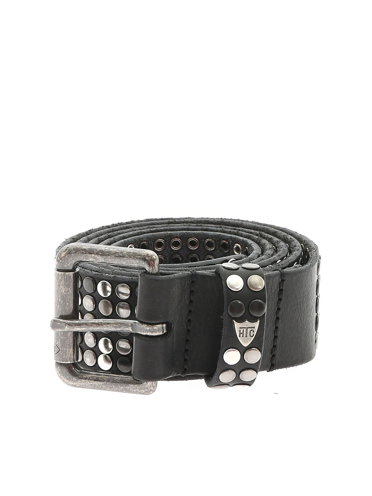 Htc STUDS BELT IN BLACK