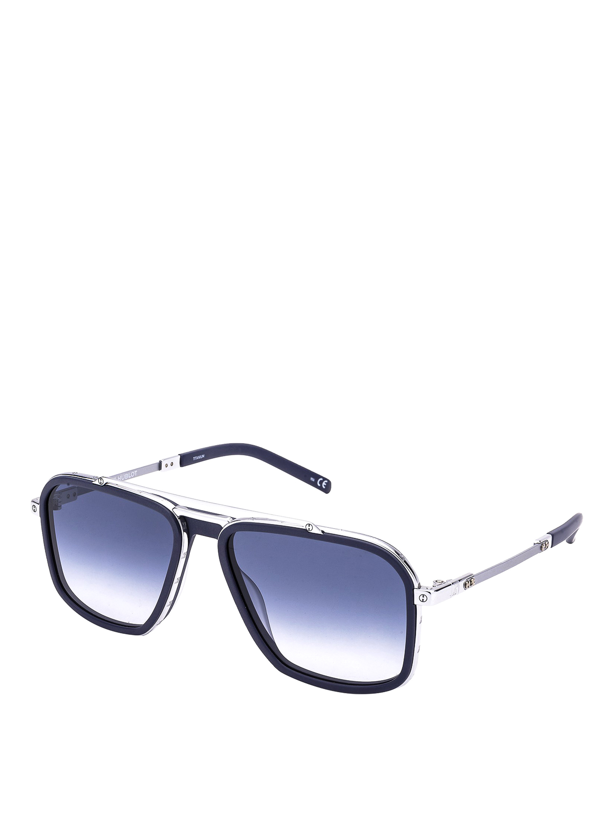 Hublot Blue Titanium Sunglasses