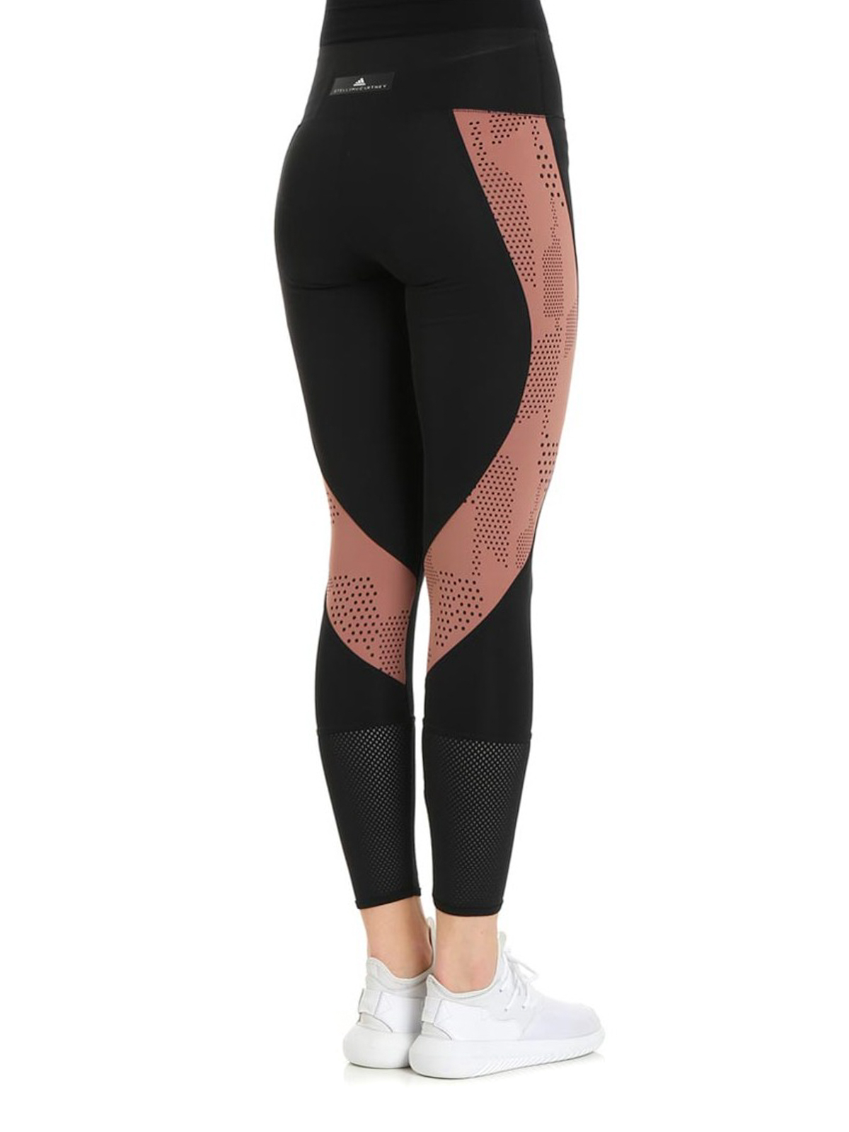 19a9d6370f9960 iKRIX ADIDAS BY STELLA MCCARTNEY: leggings - Recycled two-tone training  tights
