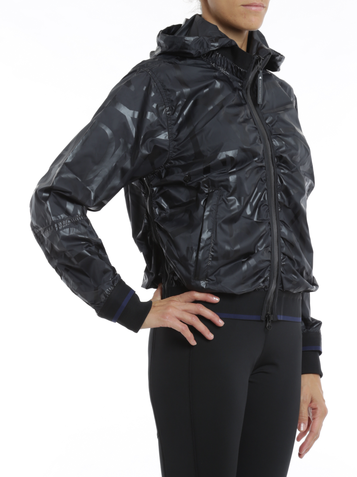 iKRIX Adidas by Stella McCartney: Sweatshirts & Sweaters Running performance jacket