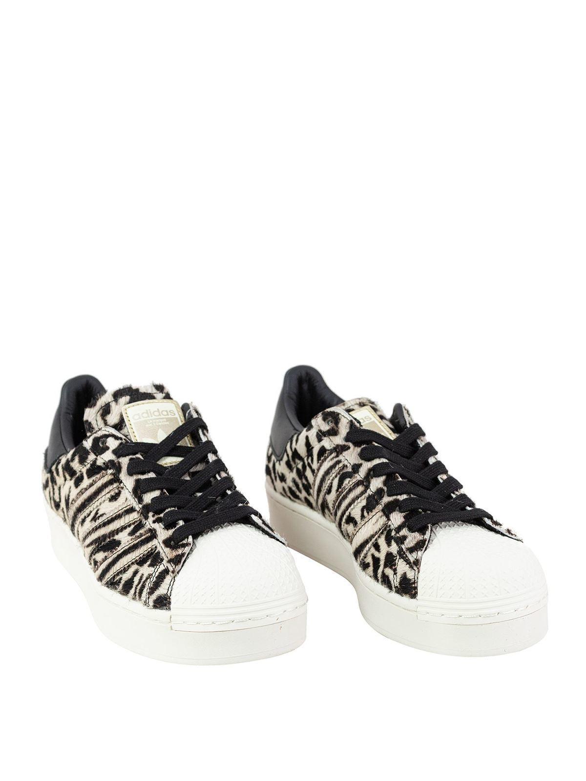sneakers adidas animalier