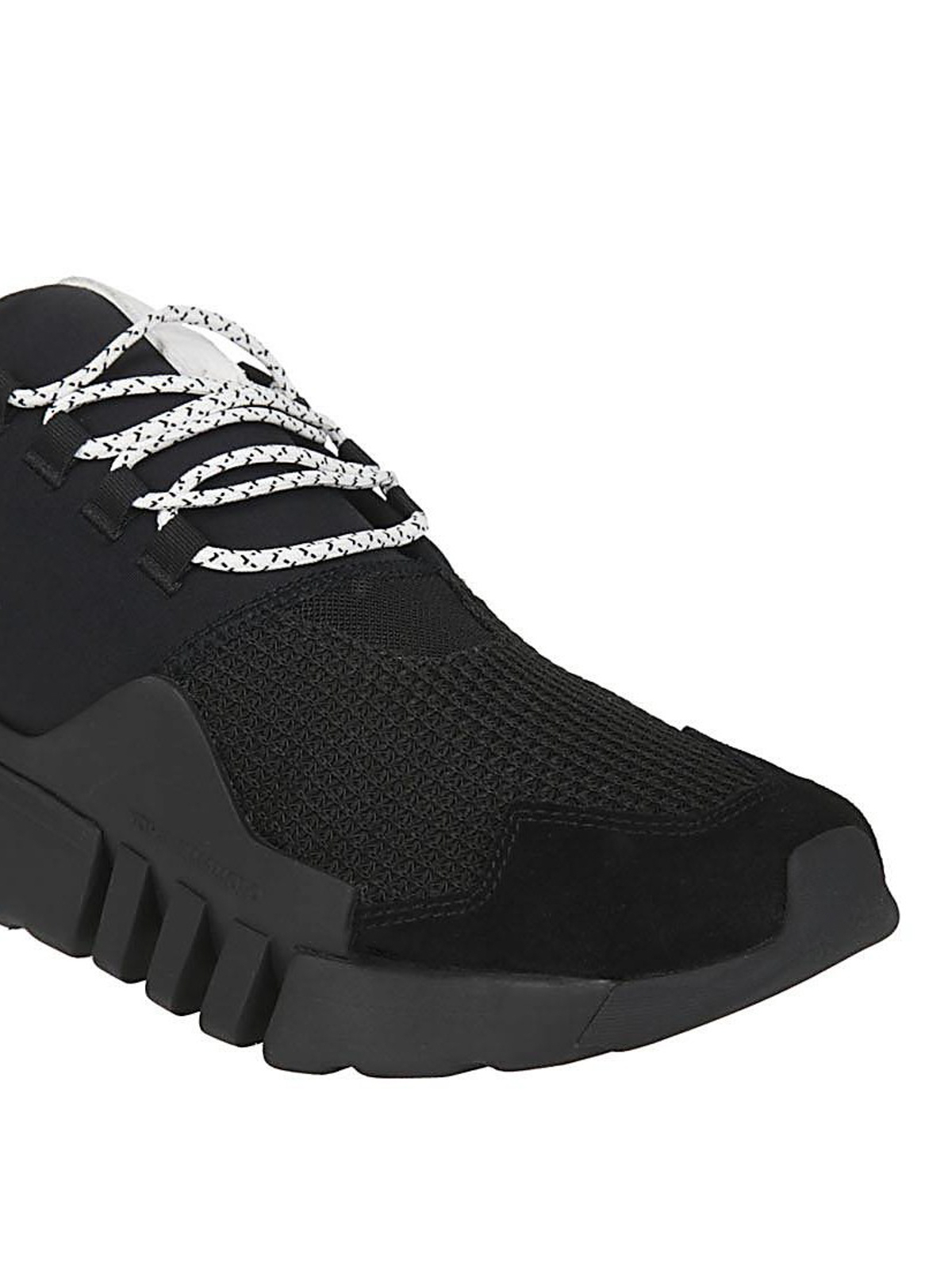 3a107b98d00f Adidas Y-3 - Ayero black sneakers - trainers - AC7202
