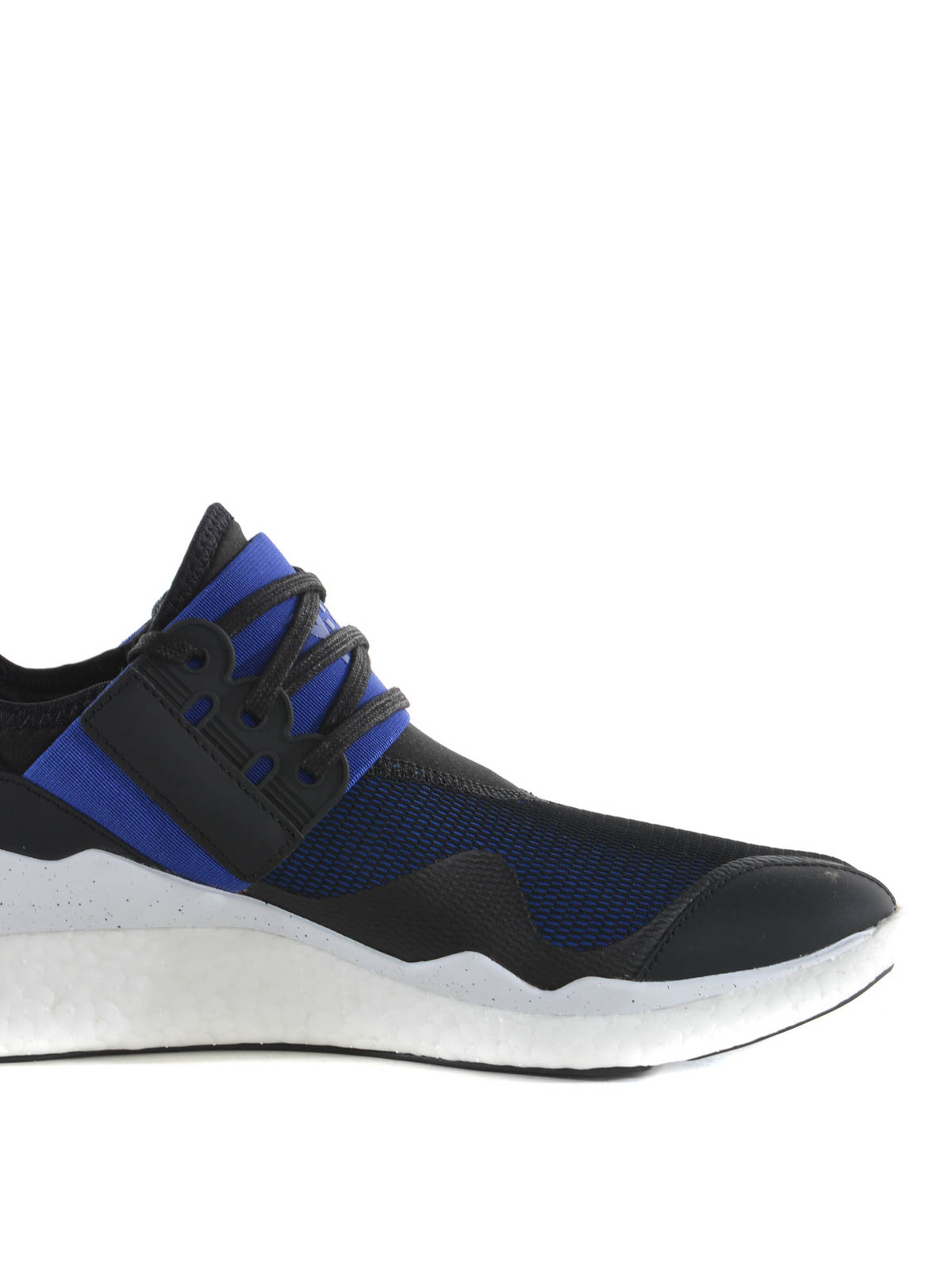 88293c7d1 Adidas Y-3 - Retro Boost sneakers - trainers - AQ5494 BLACK ELECTRIC ...