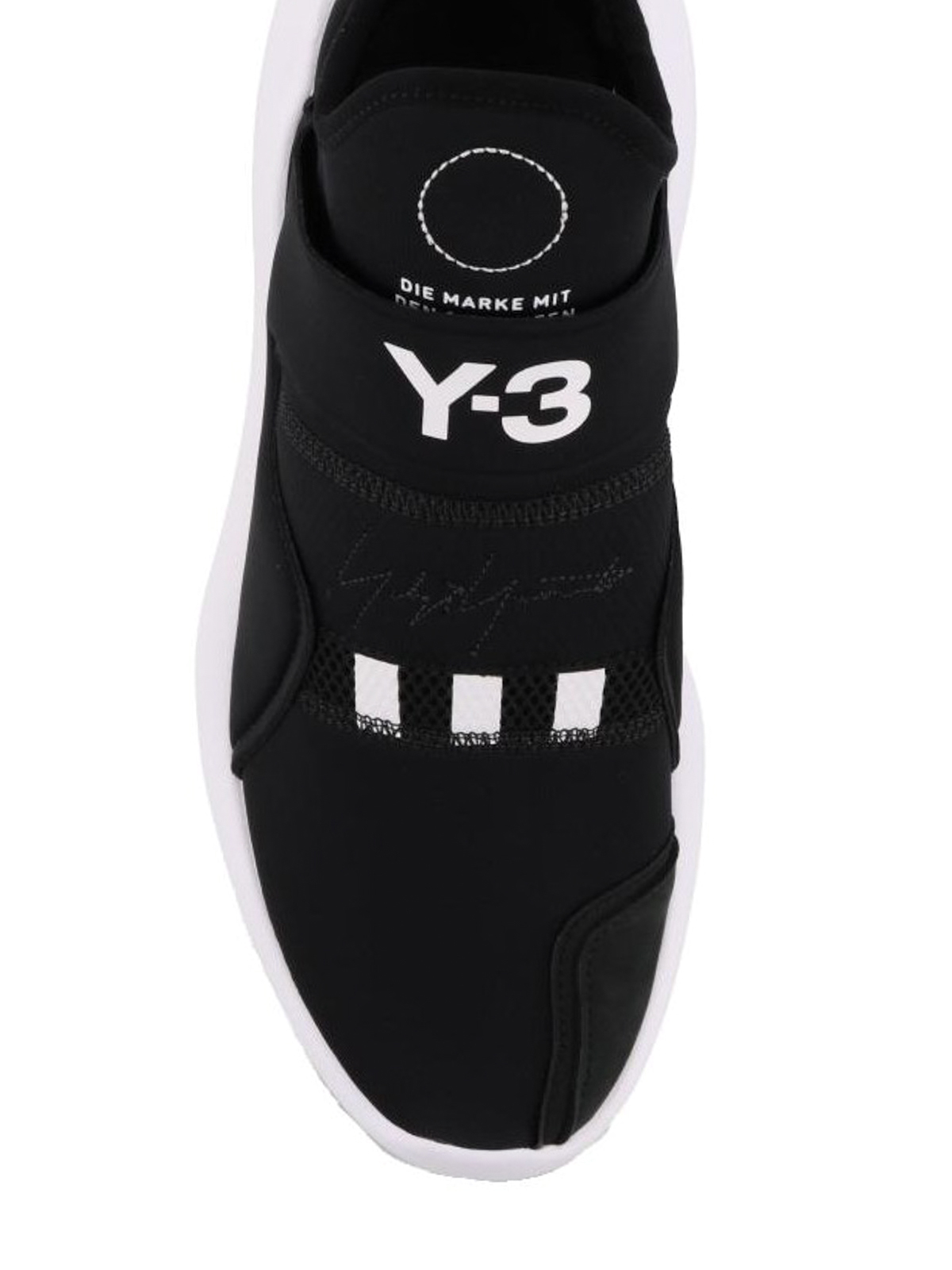 9750c64ab09b Adidas Y-3 - Suberou neoprene slip-on sneakers - trainers - BC0899