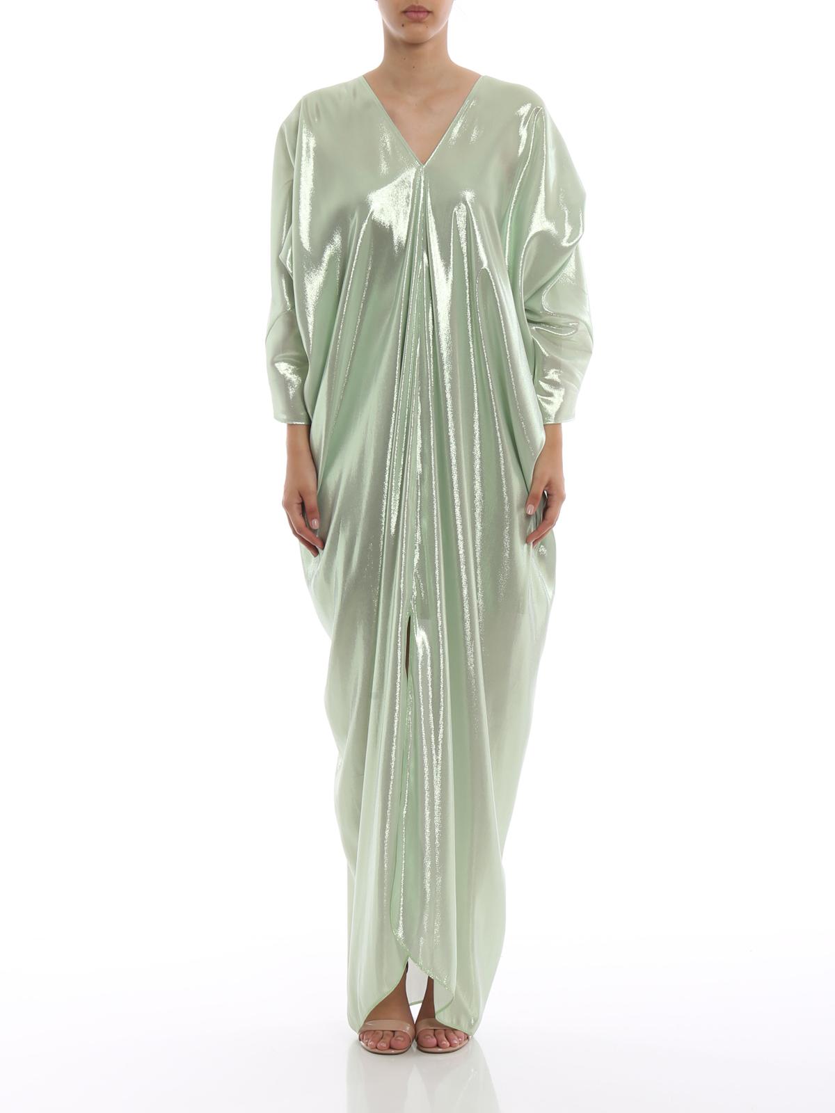 Silk blend dress Alberta Ferretti opkB9dgJ